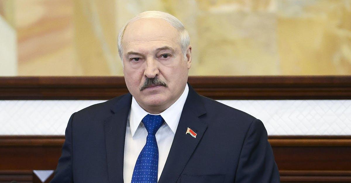 Karin Bergkvist: Nu krävs stenhårda sanktioner mot Belarus