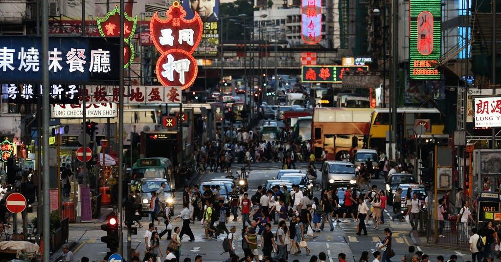 Filmcensur införs i Hongkong