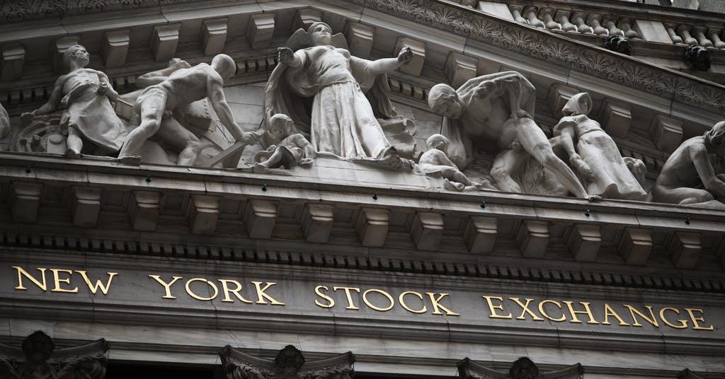 Kraftigt uppåt på Wall Street