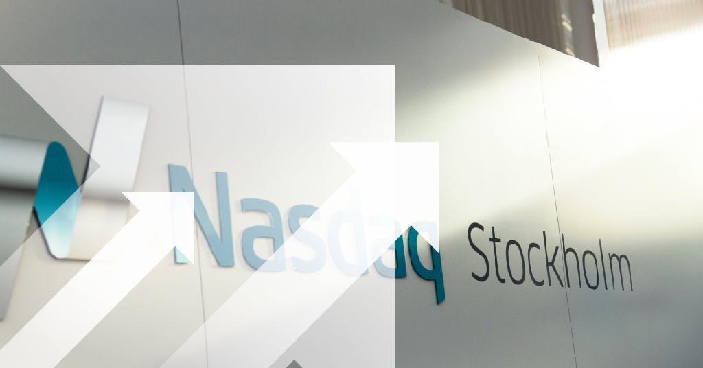 H&M rasade på börsen