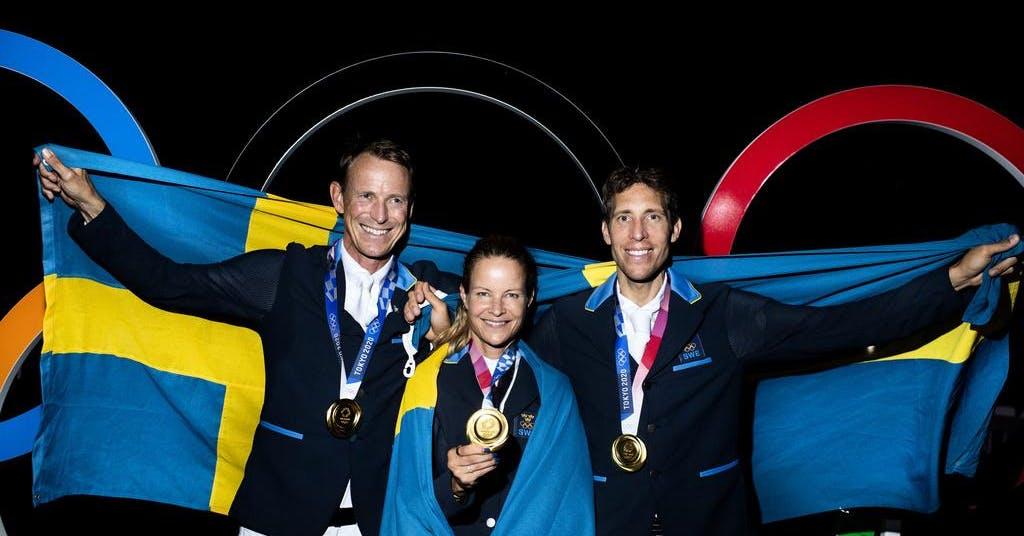Klart: OS-hjältarna tävlar på hemmaplan