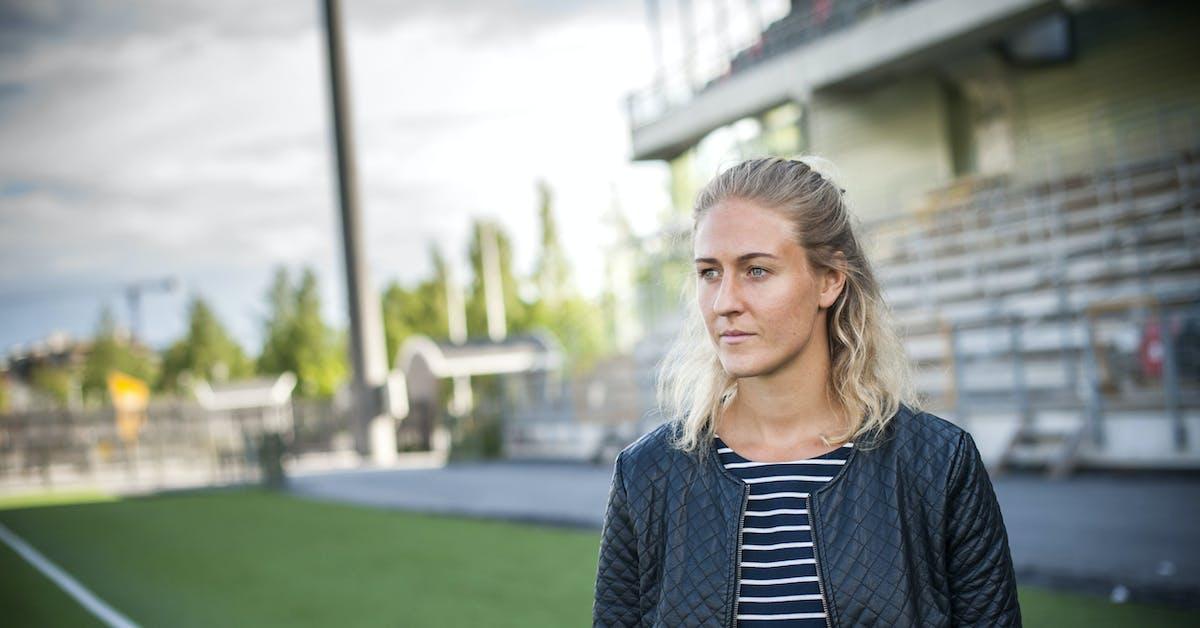Göteborg nya serieledare – efter Umeådotterns mål