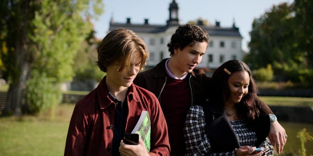"""""""Young royals"""" får en andra säsong på Netflix"""