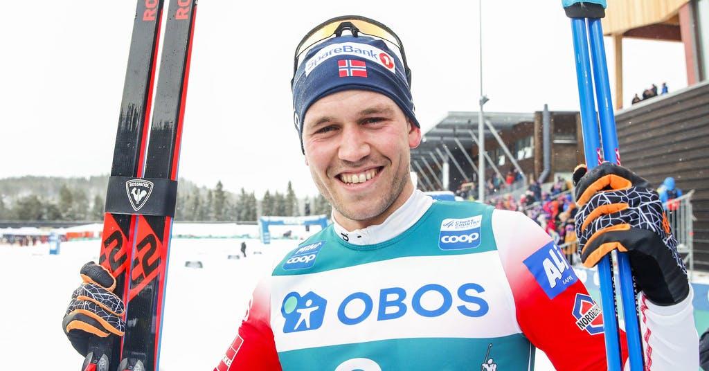 Bolsjunov knäckt – total norsk dominans