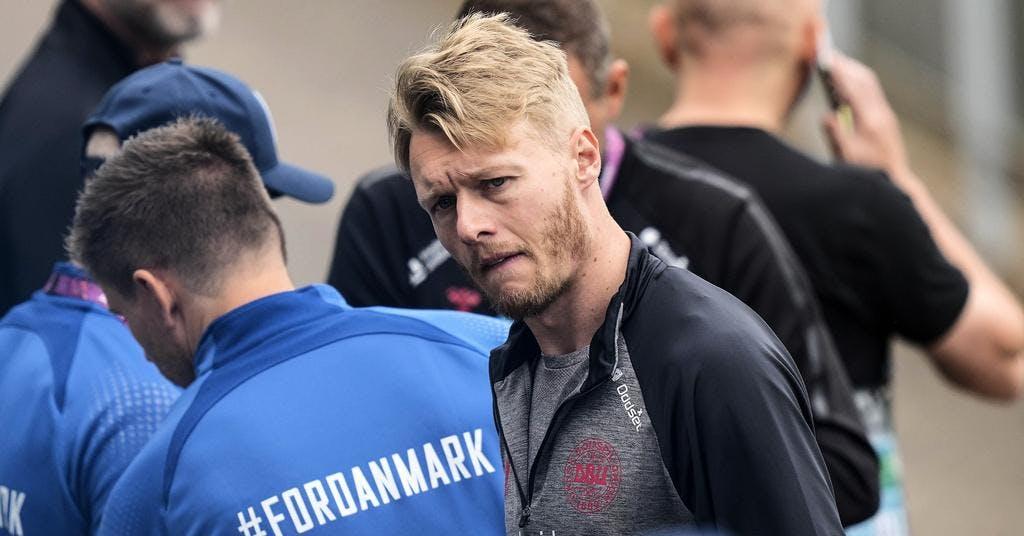 Kjær om Eriksens kollaps: Jag är ingen hjälte