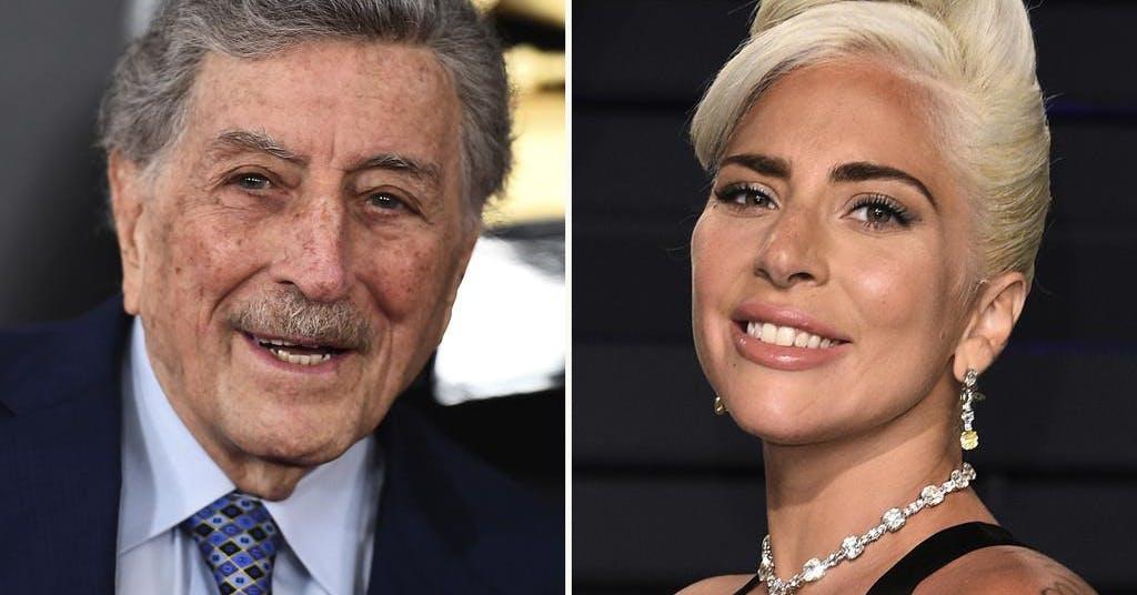 Lady Gaga och Tony Bennett släpper musikvideo